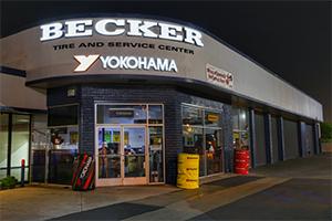 Orange Ca Location Information Becker Tire